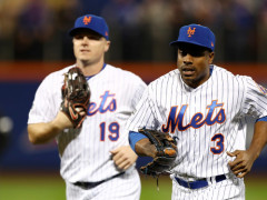 Blue Jays Remain In Talks For Bruce and Granderson