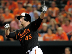 Orioles, Mark Trumbo Agree On Three-Year Deal