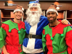 MMO's Annual Mets Themed Christmas Carols