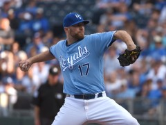Cubs To Acquire Wade Davis, Royals Wanted Top Prospect Amed Rosario From Mets