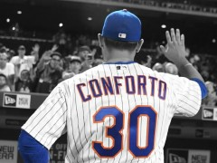 Mets Morning Report: Michael Conforto Eyes A Bounceback Year