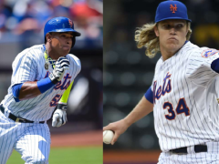 Watch Cespedes and Syndergaard on MLB Network's Top 10 Right Now!