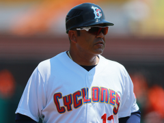 Edgardo Alfonzo Named Brooklyn Cyclones Manager