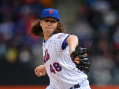 Jacob deGrom Hopes Mets Starters Collectively Stay Healthy In 2017