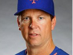 Chad Kreuter Named New St. Lucie Mets Skipper