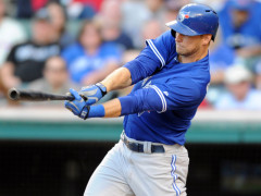 Phillies Sign Michael Saunders To One Year Deal With Option