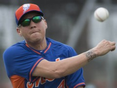 Collins: Wilmer Flores Should Accept Part-Time Role