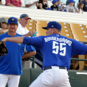 Frank Viola Hoping For Major League Opportunity