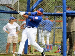 Dominic Smith, P.J. Conlon Among Nine Players Reassigned to Minor League Camp