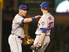 Mets Projected to Have Worst Up-the-Middle Defense