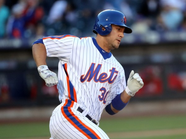Mets Discussed Trading Michael Conforto For J.D. Martinez