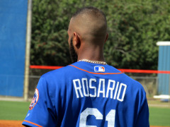 Amed Rosario Impressing Everyone In His First Big League Camp