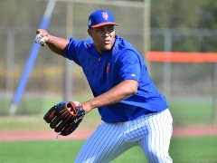 Mets Morning Report: Jeurys Familia Makes First Spring Appearance