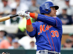 Conforto's Mashing Makes Things Difficult For Terry