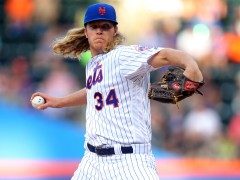 Visualizing Noah Syndergaard's Fastball