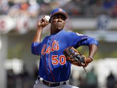 Rafael Montero Wins Job In Mets Bullpen