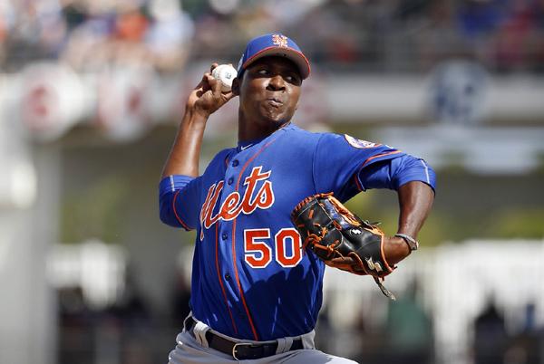 Rafael Montero Wins Job In Mets Bullpen | Metsmerized Online