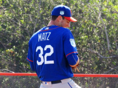 Spring Recap: Mets Blanked By Nats 6-0