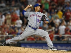 Fernando Salas Expected in Mets Camp Sunday