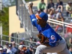 Spring Recap: Montero Impressive As Mets Defeat Braves 3-0