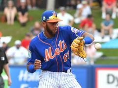 FanGraphs: Amed Rosario Third Best Prospect In Baseball