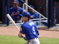 Brandon Nimmo Could Return From Hamstring Injury on Saturday