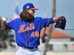 Morning Briefing: DeGrom Looks To Continue Big Spring, Who Has Earned The Last Bench Spot?