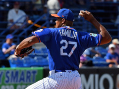 Jeurys Familia Suspended By MLB For 15 Games