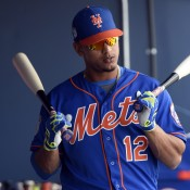 Mets Optimistic That Lagares Will Be Ready For Opening Day