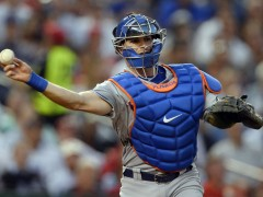 Mets Notes: Plawecki Optioned, Going With Eight Relievers, Final Roster Decisions