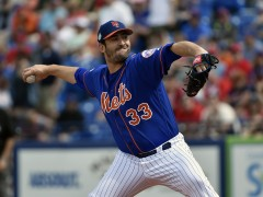 Morning Briefing: Happy Harvey Day, Cespedes' Big Spring, Bruce's Day At First