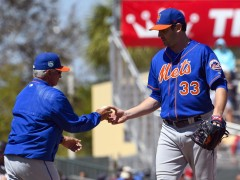 Thoughts On Matt Harvey's Velocity Concerns