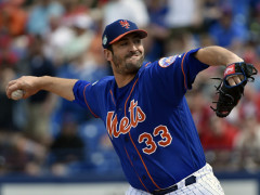 Spring Recap: Harvey Delivers As Mets Scalp The Braves 8-2