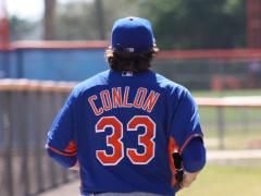 Mets Prospects To Watch In 2017: P.J. Conlon, LHP