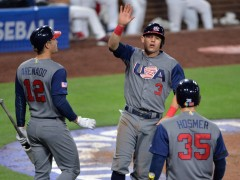WBC Championship: USA Beats Puerto Rico 8-0 For First Tournament Win