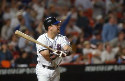 With A Mighty Swing Mike Piazza Helped Heal A City