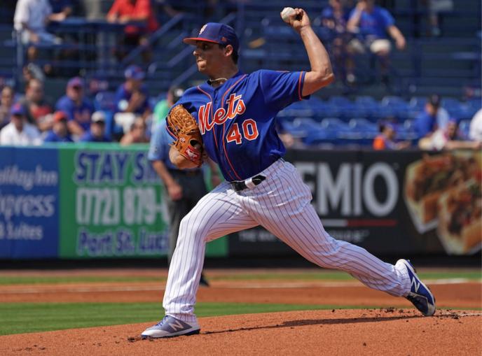Mets remove the struggling Matt Harvey from rotation