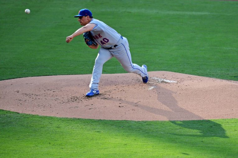 Gonzalez leads Mets to drubbing of Padres
