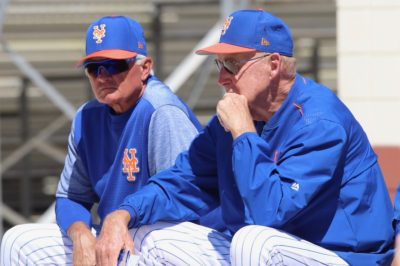Mets Bench Coach Candidate: Terry Collins