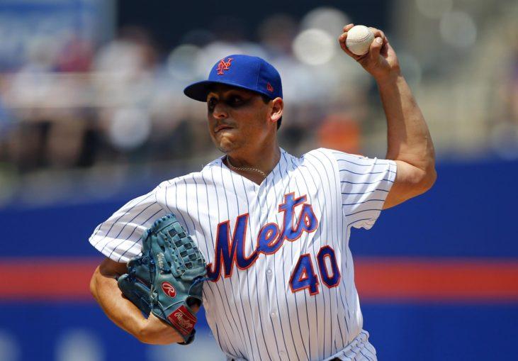 Bad day for Dark Knight: Mets to cut ties with Matt Harvey