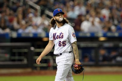 Mets Settle Arbitration Cases With Robert Gsellman, Jake Marisnick