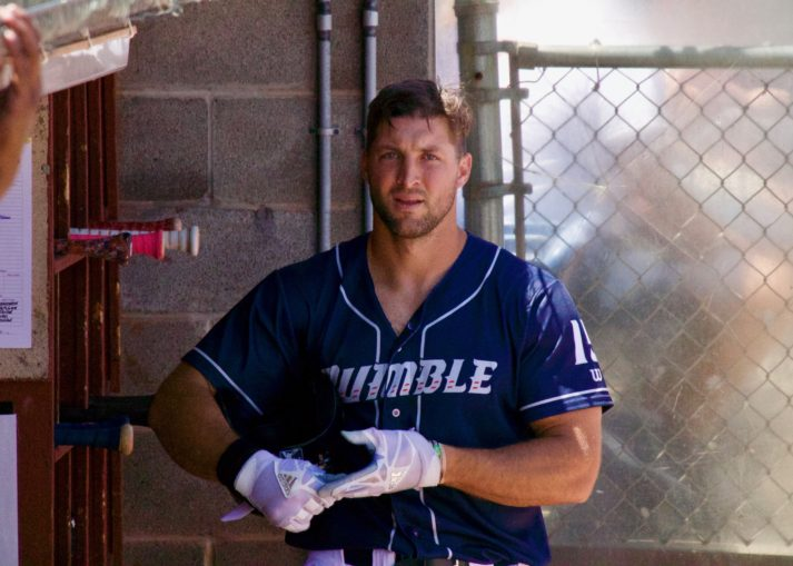 newest dfcb5 88209 Tebow Among Five Rumble Ponies On EL All-Star Roster ...
