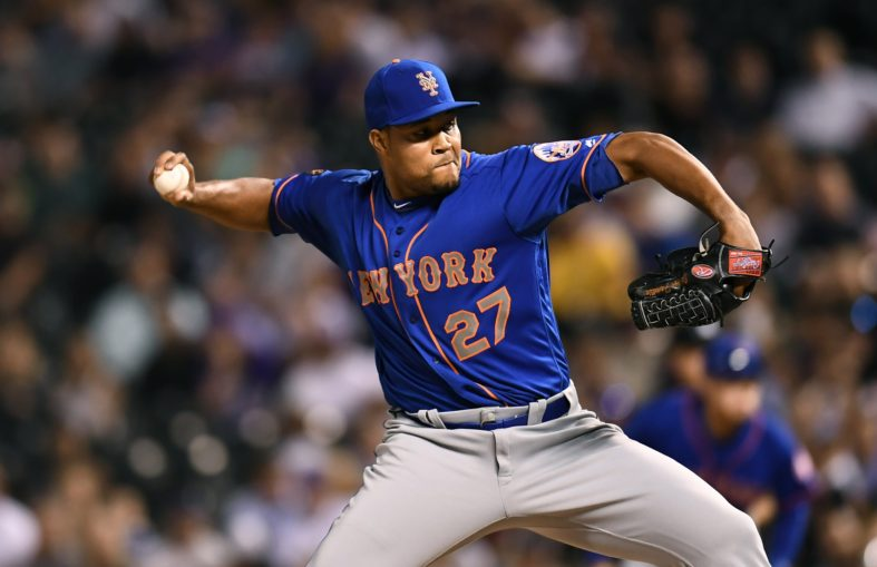 Familia: Mets, A's Working On Deal For Jeurys Familia