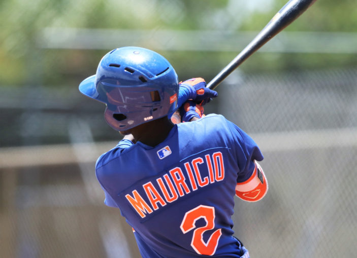 Mauricio Dominating Gcl To Begin Professional Career