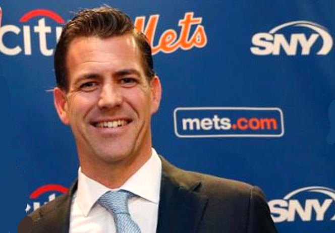 Brodie Van Wagenens Biggest Task Will Be Rebuilding The Mets Bullpen on Number 10 Mets