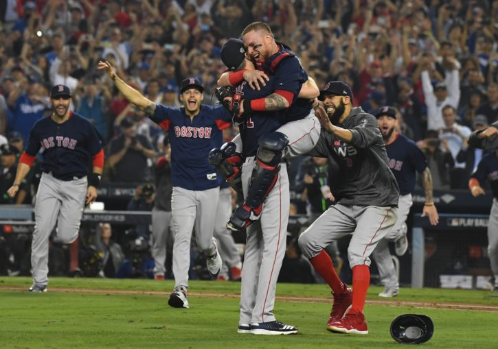 Morning Briefing: The Boston Red Sox Are Your 2018 World