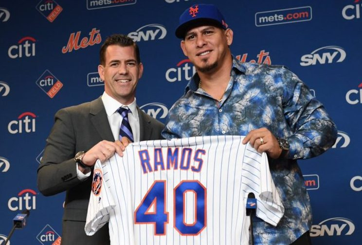 05ae8ce3fcc3d4 Morning Briefing: Mets Introduced Ramos | Metsmerized Online
