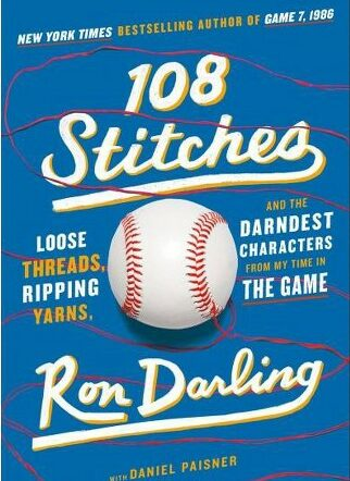 MMO Book Review: 108 Stitches, by Ron Darling | Metsmerized