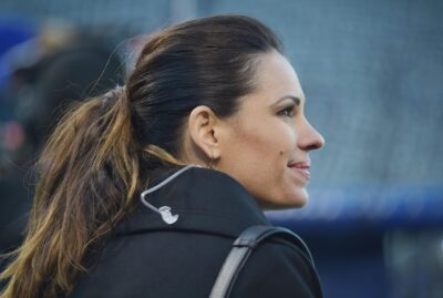 Jessica Mendoza Denied Access To Dodgers' Clubhouse