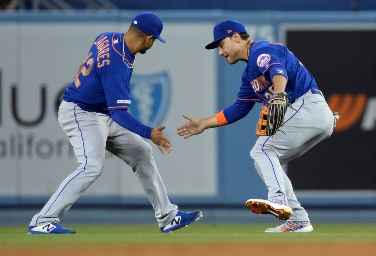 Mets First Half Report Card: Outfielders